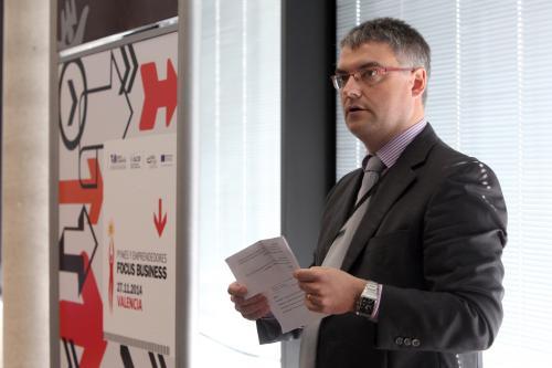 Ramón Ferrandis. Presentación Empresas EcoInnovadoras