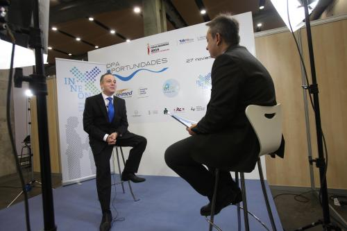 Set Entrevistas. Adrián Espejo