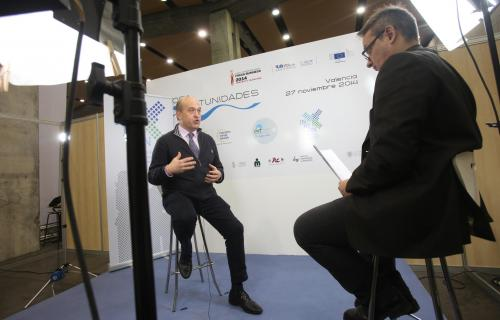 Set Entrevistas. Aitor Garro