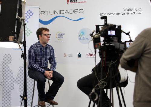 Set Entrevistas. Enrique Moliner