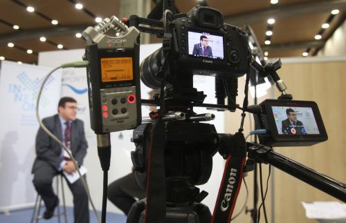Set Entrevistas. Rafael Escamilla