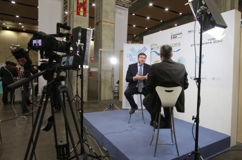 Set Entrevistas. Roberto Algarra