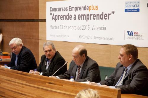 Entrega de Premios Concursos Emprendeplus #DPECV2014 (3)