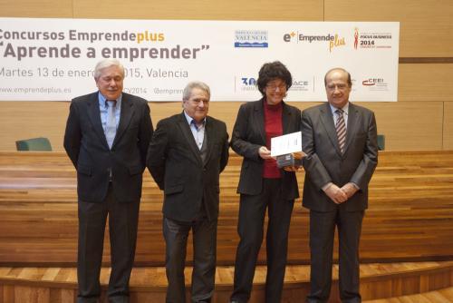 María Asunción Sánchez, finalista de Entrepreneur Experience