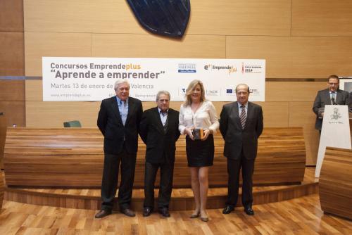 Elena Marín, finalista de Mayor Participación