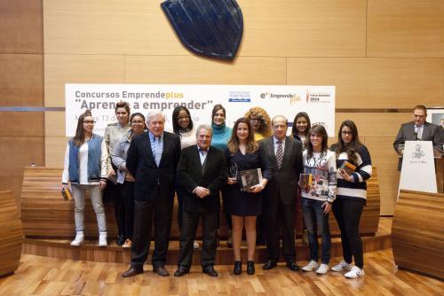 Ripollés Grupo A, ganadores de Selfies Emprendedores
