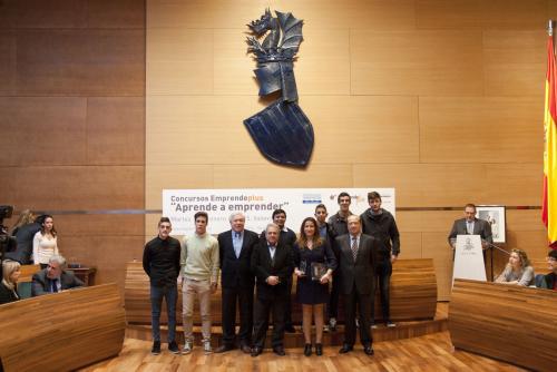 Ripollés Grupo A, ganadores de Mejor Comunidad Emprendedora