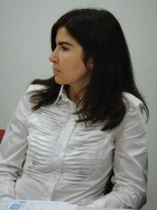 Tarazona, Paloma  CV