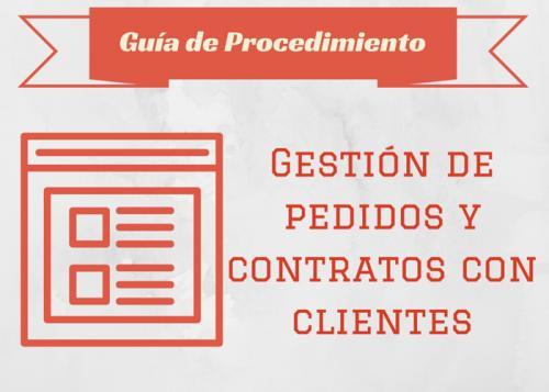 Guía Proc. Gestión de pedidos y contratos con clientes #