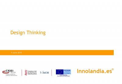 Design Thinking: herramientas para desarrollar nuevos producto y servicios