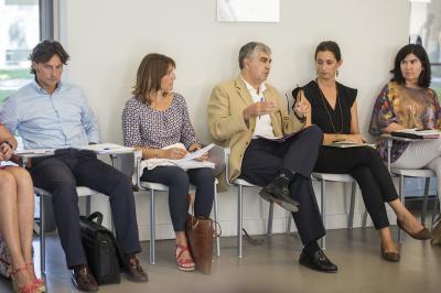 Asistentes al Comité de Programación del DPECV2015