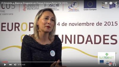 Entrevista Bianca Dragomir FIPCV15