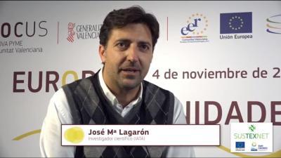 Entrevista José María Lagaron FIPCV15