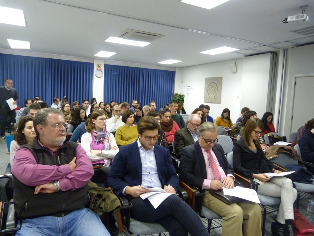 "Jornada ""Cómo preparar tu Plan de Marketing para 2016"" 1"