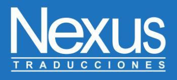 Nexus Traducciones