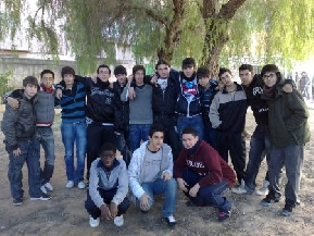 Los miembros de la cooperativa Coopblue