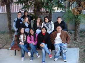 El equipo de la cooperativa