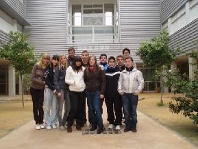 Los miembros de la cooperativa Almozud