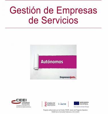 Manual para Autónomos: Gestión de Empresas de Servicios