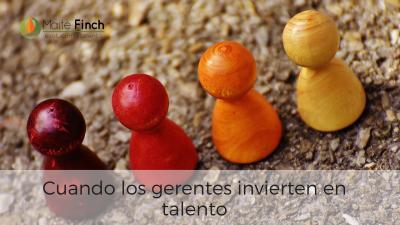 gerentes invierten en talento