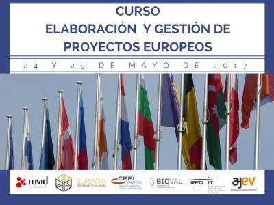 Programa Curso Elaboración y Gestión Proyectos Europeos
