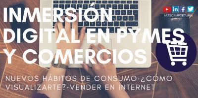 MANCOMUNITAT CAMP DE TURIA INMERSION DIGITAL PARA PYMES Y COMERCIOS CABECERA