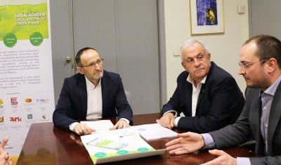 Reunión Diputación de Valencia