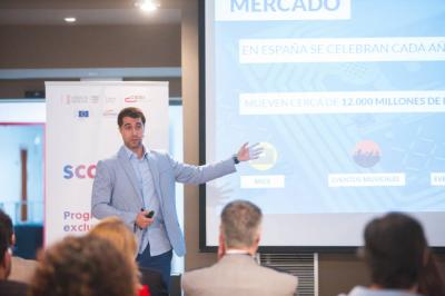 CASFID gana el programa europeo Scale up