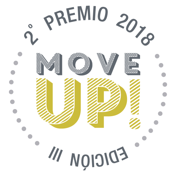 2premio 3º edición move up!