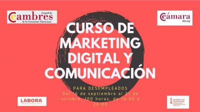Curso sobre Marketing Digital y Comunicación