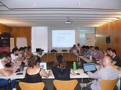 Business Intelligence y pacto de socios en startups, protagonistas en la última etapa del II Programa Órbita