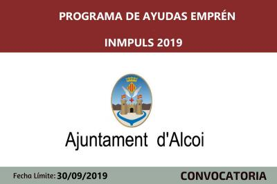 Ayudas Empren Inmpuls 2019