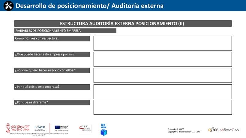 32 - Auditoría Externa Posicionamiento 2