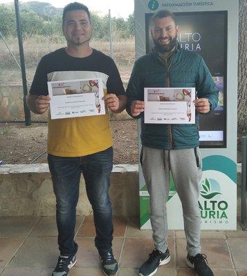 Emprendedores ganadores Emprendeaventura Tuéjar