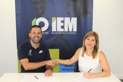 IEM Business School y Sanus Vitae crean el IEM Running Club