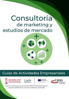 Consultoría de Marketing y Estudios de Mercado