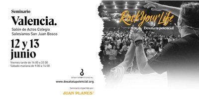 Seminario Rock Your Life