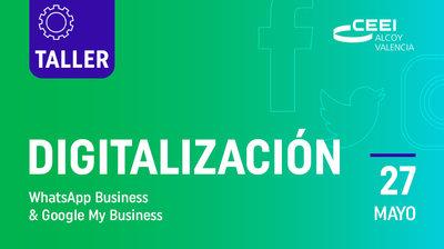 Taller WhatsApp Business & Google My Business