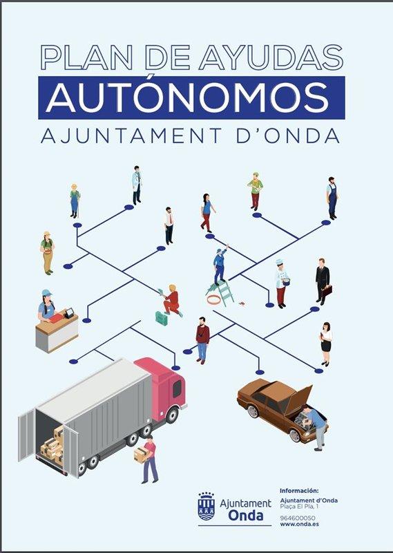 Plan de ayudas para los autónomos de Onda