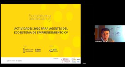 Pablo Ceinos   Responsable Área Comunicación y Formación CEEI
