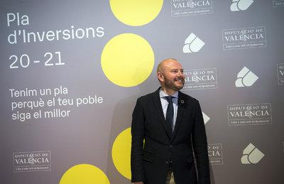 Convocatoria del Plan de Inversiones 2020-2021 de la Diputació de València