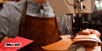 Tipos de maquinaria para fabricación de calzado