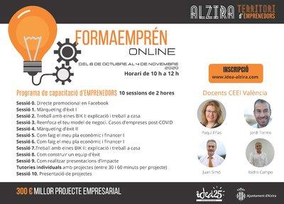 Formaempren Alzira (VIII Edición) On Line