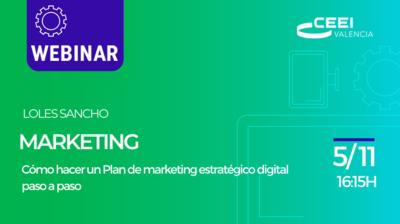Cómo hacer un Plan de marketing estratégico digital paso a paso