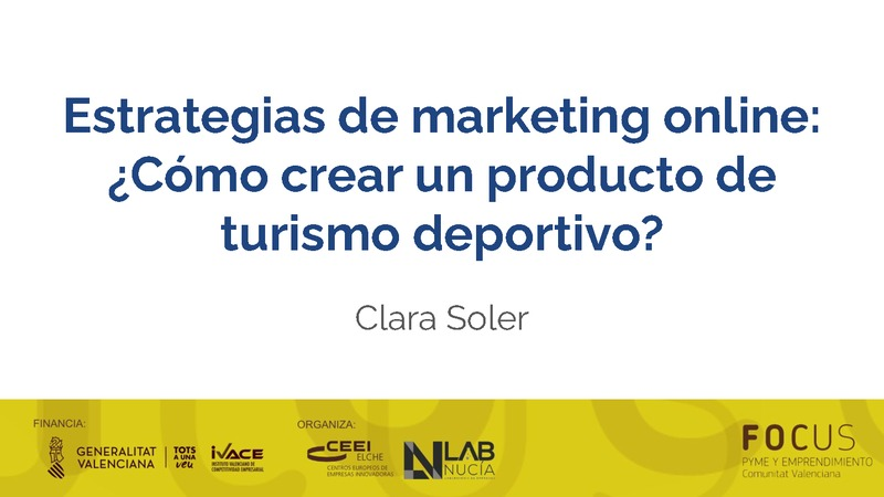 Estrategias de marketing online: ¿Cómo crear un producto de turismo deportivo?