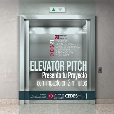 CEDES Segorbe - Taller Online: Elevator Pitch. Presenta tu proyecto con impacto en 2 minutos