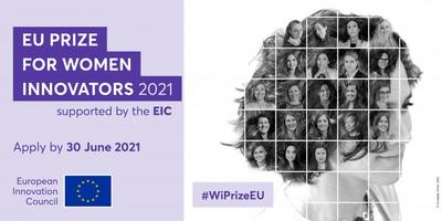 Premio de la UE para mujeres innovadoras