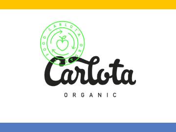 Logo Carlota organic_scaleup