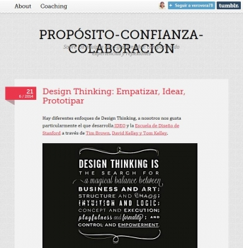 Design Thinking: Empatizar, Idear, Prototipar