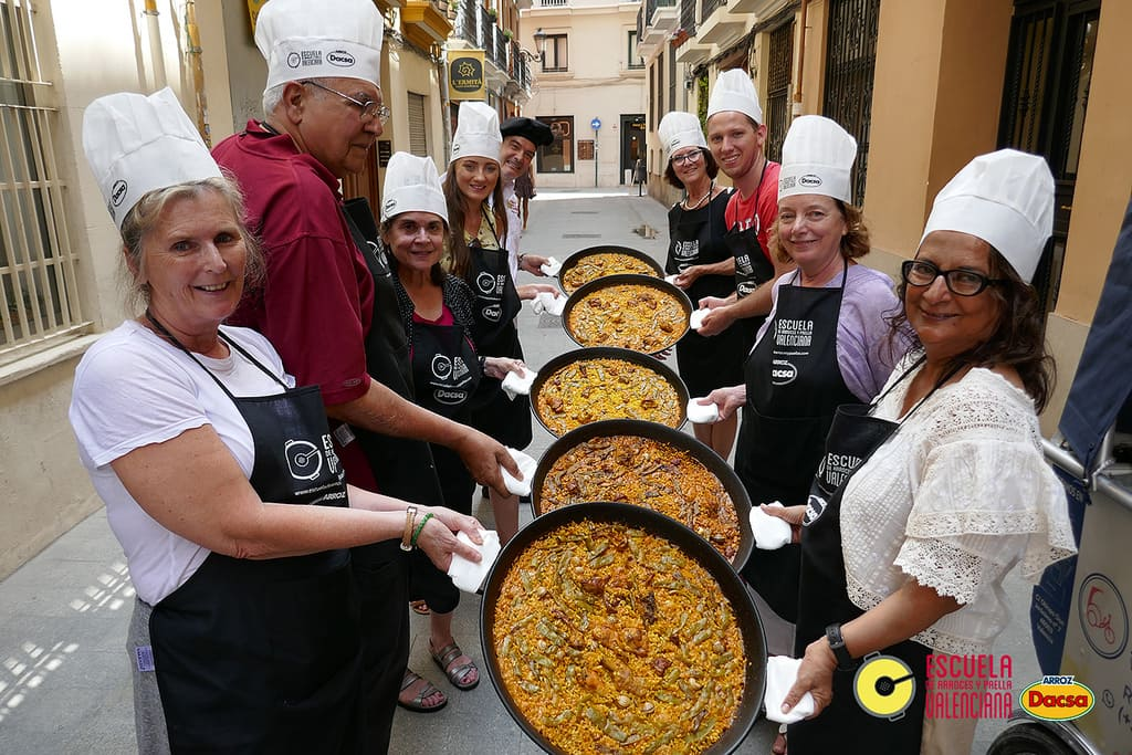 Typical mistakes cooking Paella